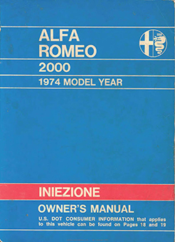 Catalogo 2000 Models 1974